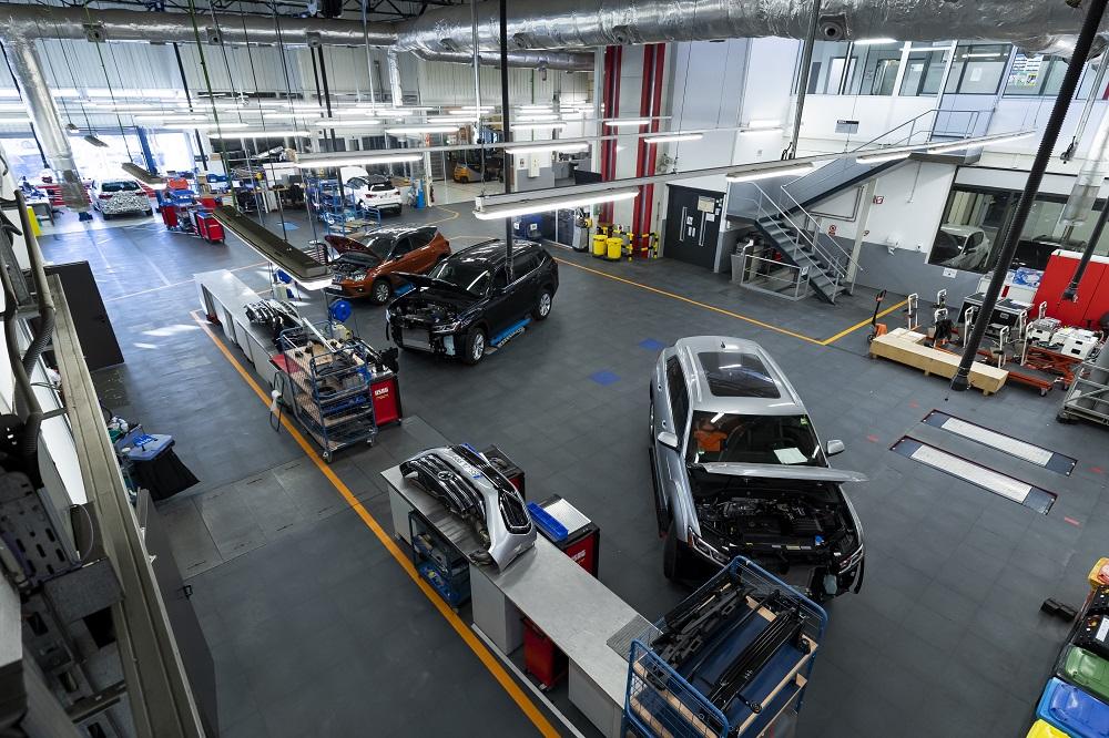 nuevo centro de prueba de motores de SEAT