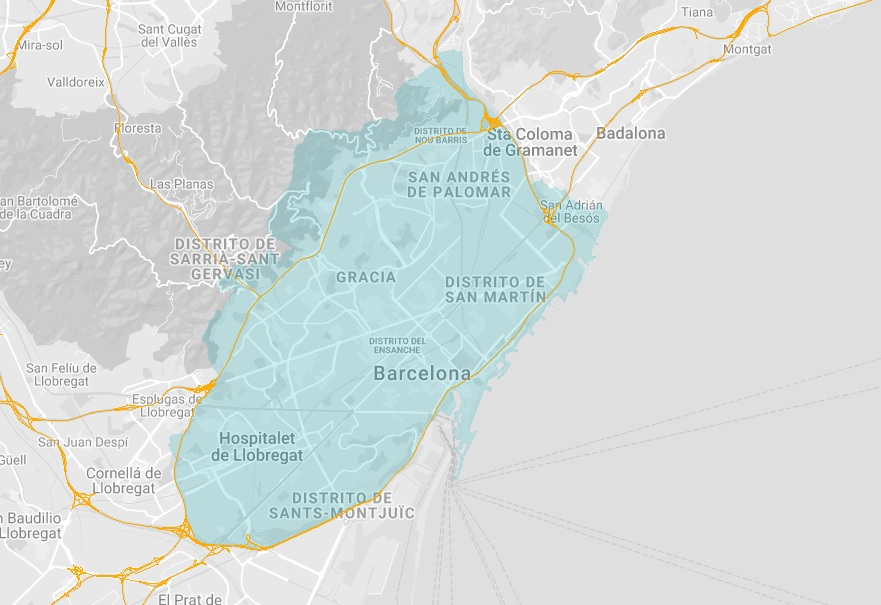 zona bajas emisiones barcelona renove